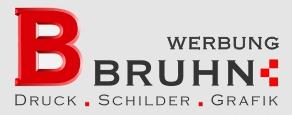 Bruhn-Schilder-Werbung